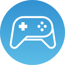 icon of a game controller
